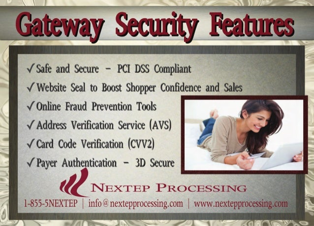 Online payment gateways safety and security