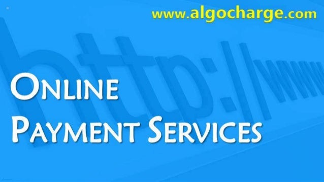 Online payment services