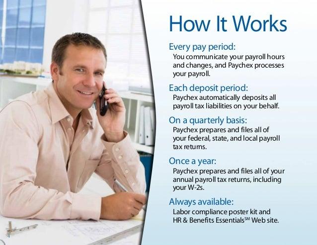 paychex customer service