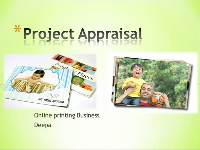 Online printing Business Deepa