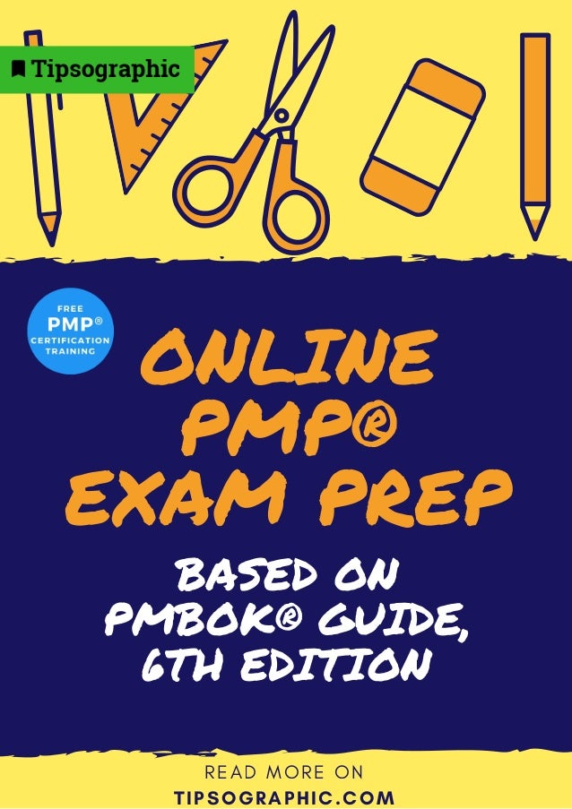 Free Online Pmp Exam Prep Based On Pmbok 6th Edition 2017 Http