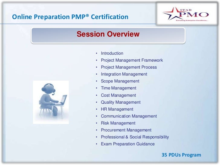 Online Project Management Certification Courses Choice Image