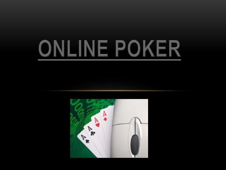 Online Poker<br />