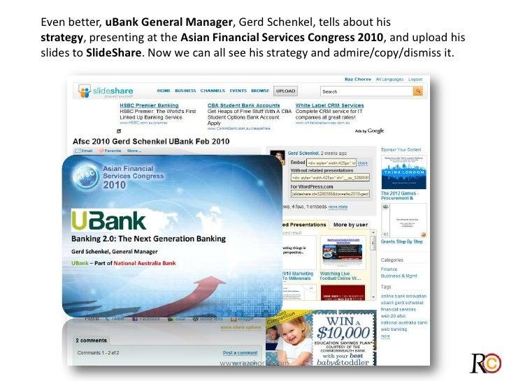 ubank australia case study