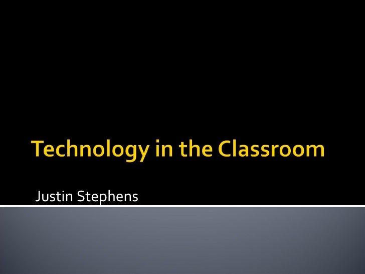 Justin Stephens