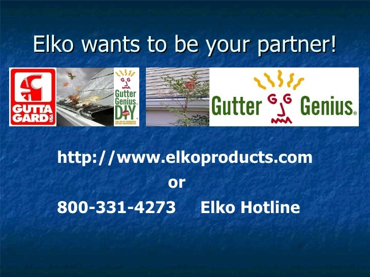 Elko Gutter Protection