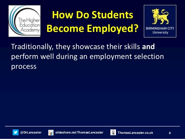 how to develop employability skills