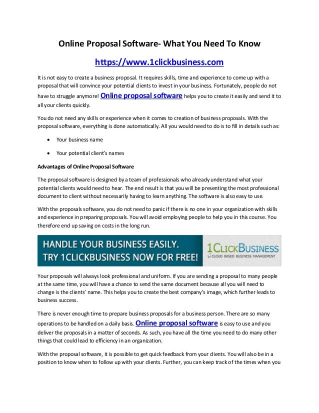Business Proposals. Business Proposal Template 05 30+ Business