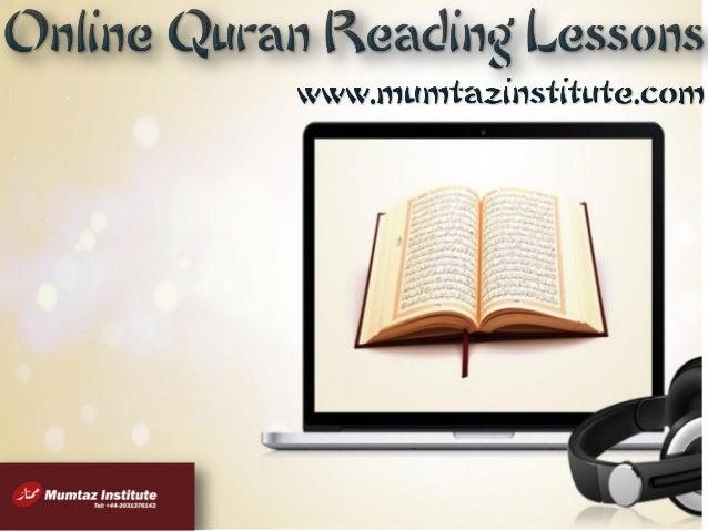 Quran Online Reading - Gambar Islami