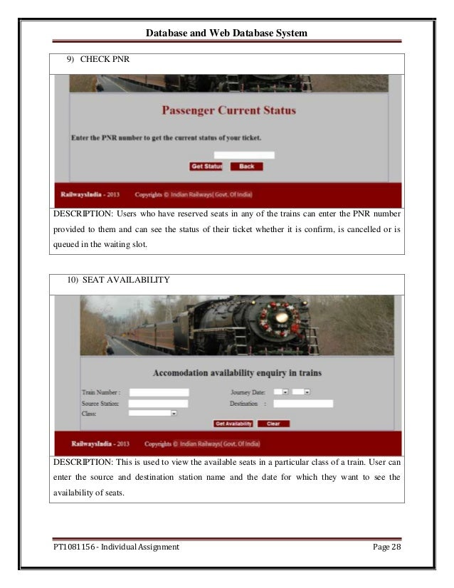 recommendations on online reservation system Online bus ticketing system  they will access the system for reservation and booking   customers or users to create the system requirements or user stories.