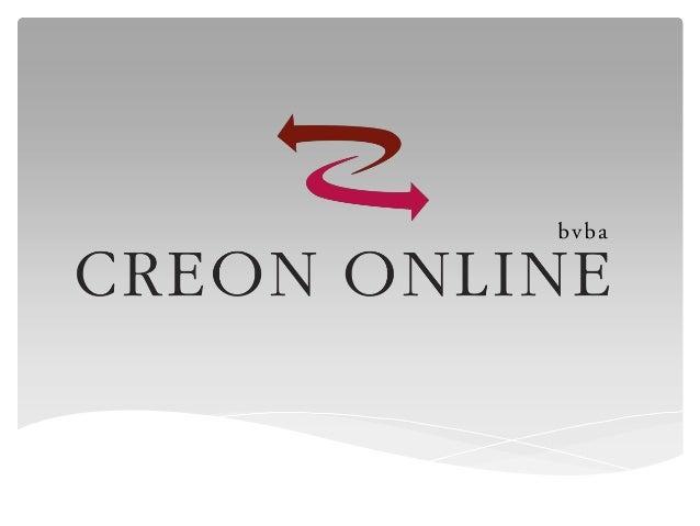 Geoffrey de Bruin Zaakvoerder Creon Online Online ramen bestellen (on)mogelijk