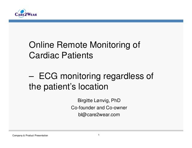 the use of telemedicine in remote cardiac monitoring Background: many systematic reviews exist on the use of remote patient   studies reviewing telemonitoring, telehealth, and remote monitoring.