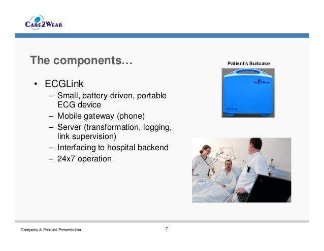 Online Remote Monitoring of Cardiac Patients