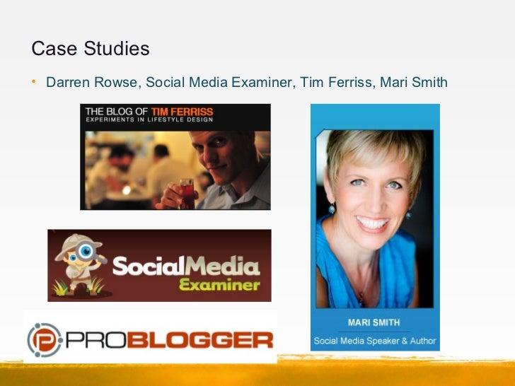 Tim smith case study