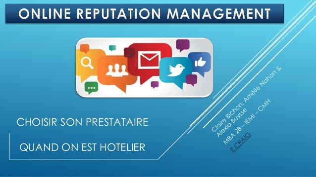 CHOISIR SON PRESTATAIRE QUAND ON EST HOTELIER