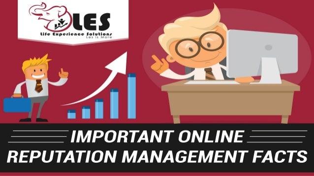 Online Reputation Management Statistics