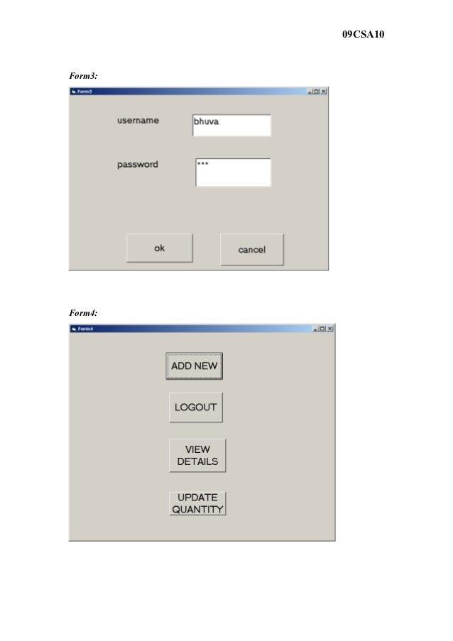 09CSA10Form3:Form4: