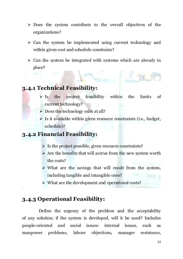 feasibility study of online shopping Identifying such roadblocks is the purpose of a feasibility study a feasibility study looks at three major areas: a market issues  do some comparative shopping.