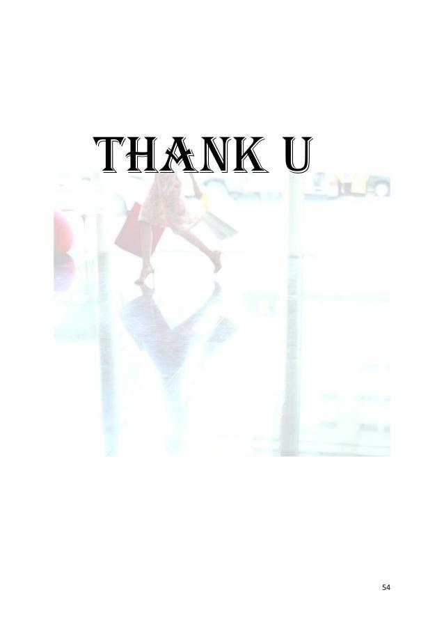 THANK U          54