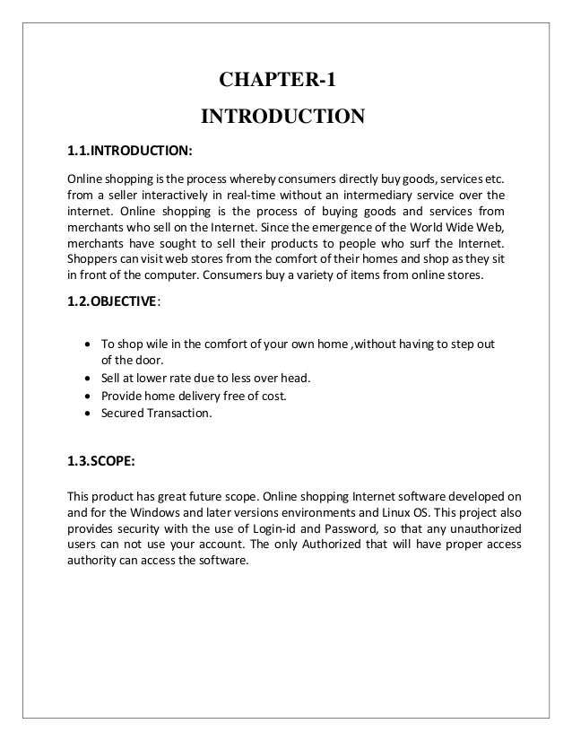 questionnaire on online shopping behaviour pdf