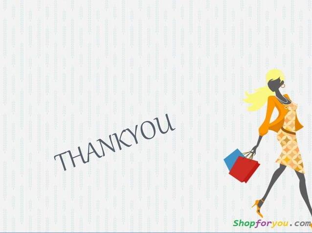 Online Shopping Full Project Presentation (20 slides)