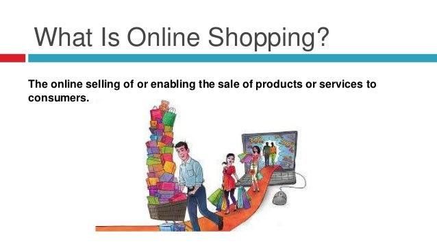 Online shopping India Slide 2