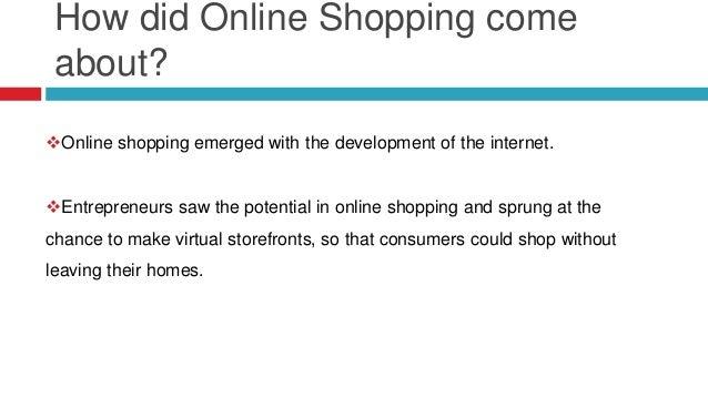 Online shopping India Slide 3