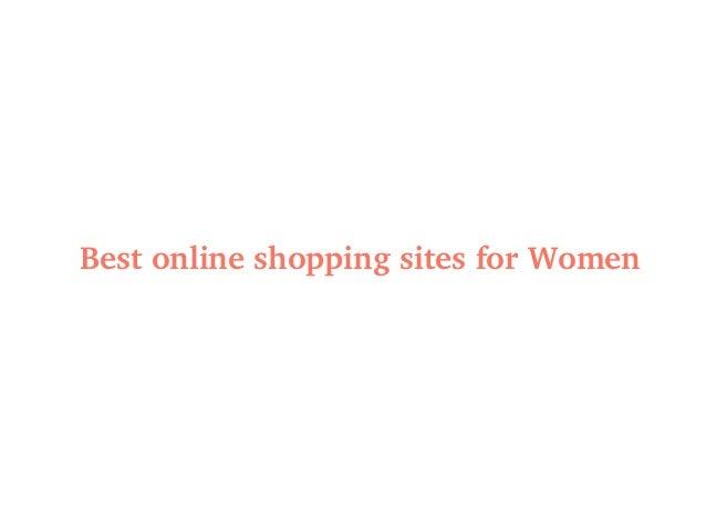 BestonlineshoppingsitesforWomen