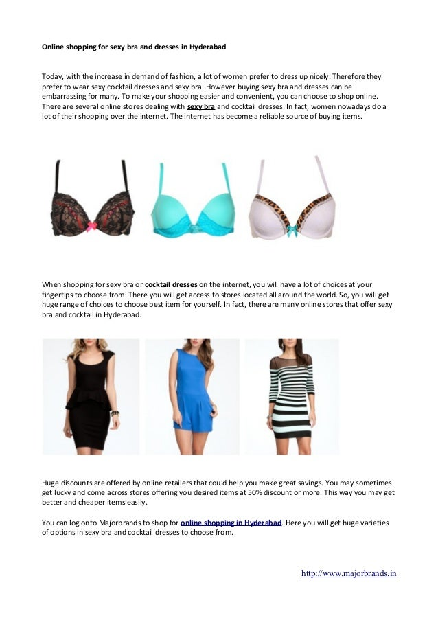 Air bra online shopping