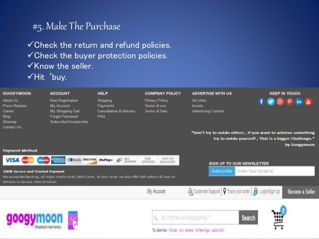 Online shopping household items india