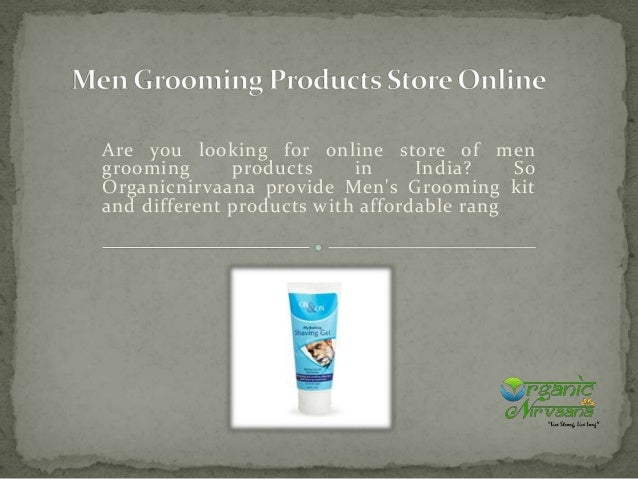 Are you looking for online store of men grooming products in India? So Organicnirvaana provide Men's Grooming kit and diff...