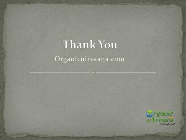 Organicnirvaana.com