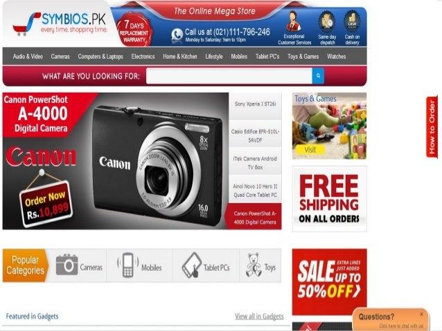Symbios online shopping in pakistan
