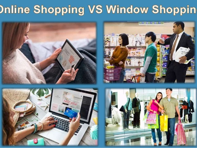 Image result for Window Shopping Online