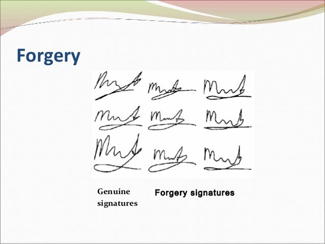 signature recognition Signature verification is a difficult pattern recognition problem as because no two genuine signatures of a person are precisely the same its difficulty also stems from the fact that skilled forgeries follow the genuine pattern unlike fingerprints or irises where fingerprints or irises from two different persons vary widely.
