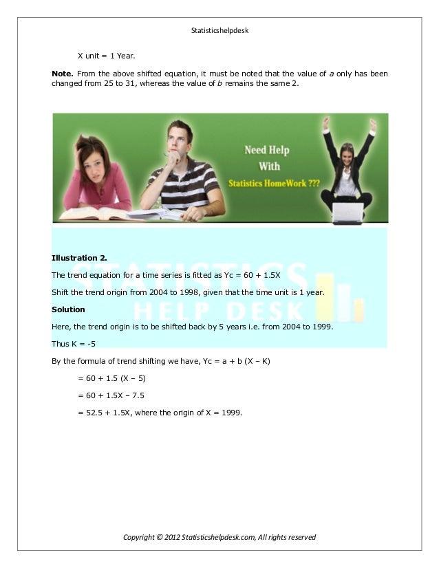 Homework help statistics online