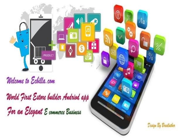 Online Store Builder App Information