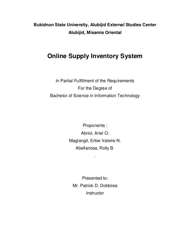 related studies about online inventory system This review of related literature and studies, illustrate the specific and general task of the inventory management system, also the types of inventory that gives a lot of knowledge for everyone before entering into business and using inventory.
