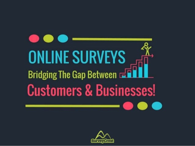 Create Online Surveys For Customers Here!