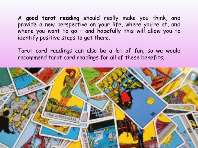 Get Online Tarot Card Readings