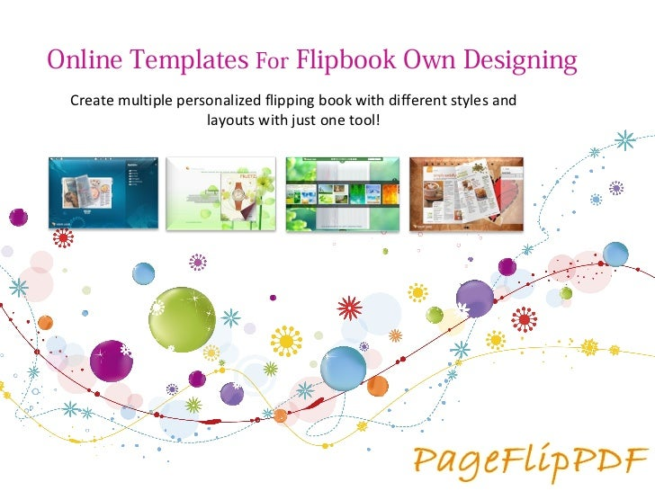 Online Templates For Flipbook Own Designing Create multiple personalized flipping book with different styles and          ...