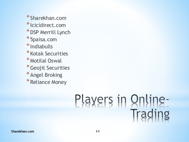 Icicidirect options trading brokerage