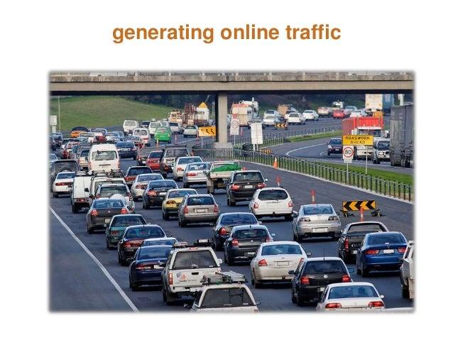 generating online traffic