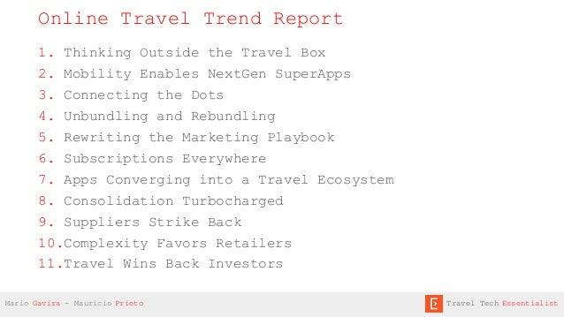 Online Travel Trends Report 2021  Slide 2