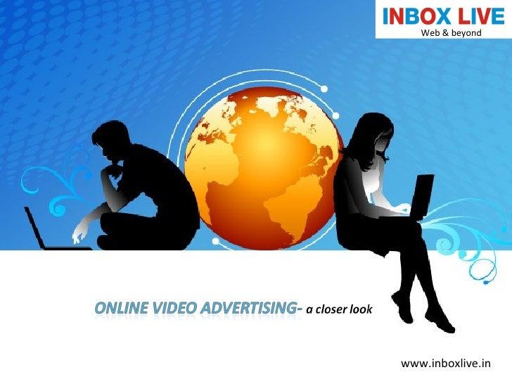 Web & beyond  www.inboxlive.in