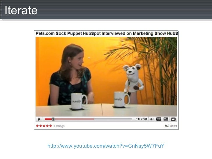 Iterate http://www.youtube.com/watch?v=CnNsy5W7FuY