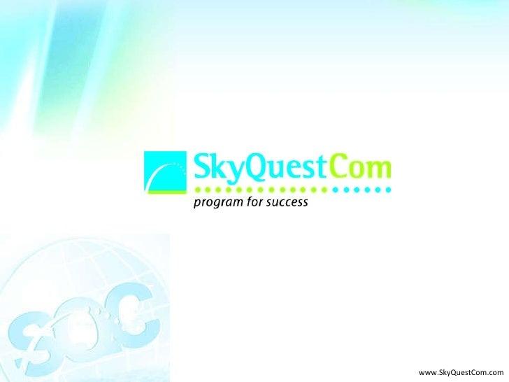 www.SkyQuestCom.com