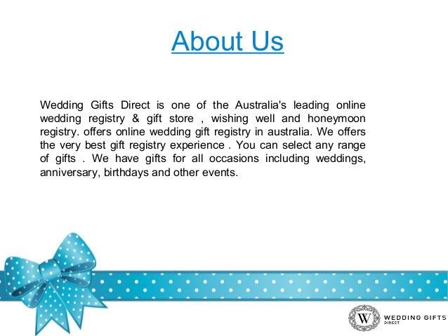 wedding gifts direct online wedding gifts and honeymoon registry in australia 2