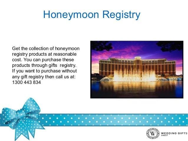 Wedding Gift Cost: Online Wedding Gifts And Honeymoon Registry In Australia