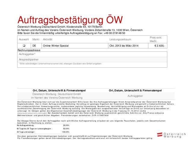 Wir freuen uns auf die Zusammenarbeit!  Ihr Kontakt: Iris Wermescher Tel.: +49 30 219148-13 Fax: +49 30 219148-50 E-Mail: ...